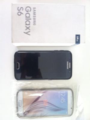 Samsung Galaxy S6 64gb g920f en muy buen estado a $