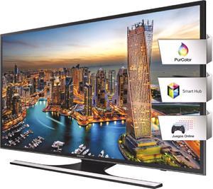 Smart tv 48 4k ultra hd Samsung nuevos con detalle