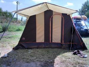 Carpa dormitorio o comedor con mosquitero posot class for Comedor estructural