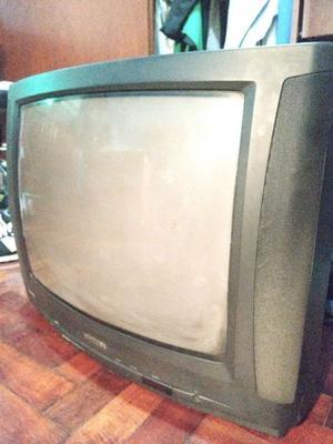 Vendo tv Phillips 21 pulgadas perfecto estado