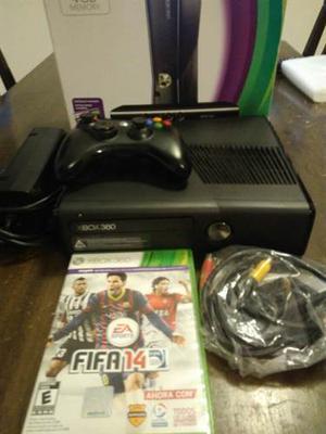 Xbox Slim 4gb En Muy Buen Estado