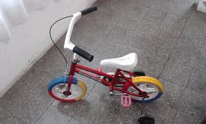 vendo bici para nene o nena