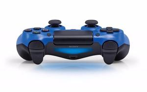 Joystick Ps4 Sony Dualshock Playstation 4 Blue