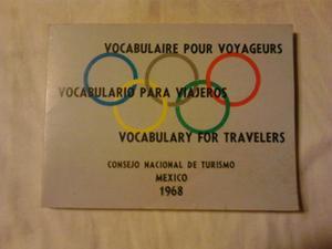 Juegos Olímpicos Vocabulario Para Viajeros Mexico