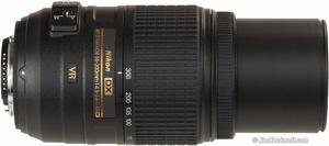 Lente Nikon original  con funda y filtro uv