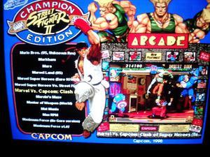 Placa Multijuegos  En 1 Para Lcd Maquina Video Juegos
