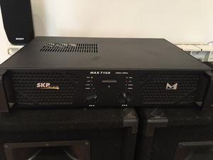Potencia SKP pro Max 701X 350w + 350w