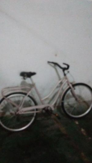 Vendo bici playera de mujer, rod.26