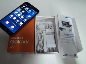 samsung galaxy j7 4g lte libre de fabrica en caja completo