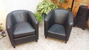 Dos sillones de 1 cuerpo usados quilmes posot class Juego sillones usados