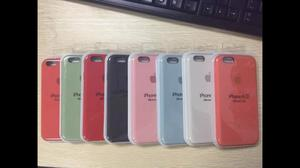 Funda original Silicona para IPhone 6/6p/7/7p