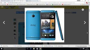 Htc One M7 Libre 32gb 4g 3g Beats Audio