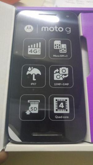 Motorola Moto G3 xtGB 4G nuevos en caja libres