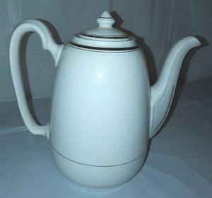Tetera o Cafetera Porcelana Hartford La Plata
