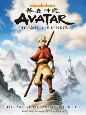 Avatar The Last Airbender (the Art Of The Animated Series)