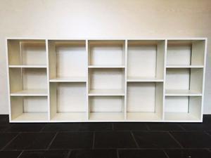 Biblioteca - Cubos - Divisor Horizontal