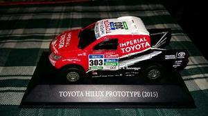 Coleccion Dakar. Toyota Hilux