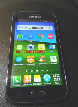 Samsung core - libre de fabrica - 8 gb internos