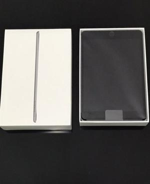 iPad mini 4 Wi-Fi de 128gb Space Gray Nuevo en caja