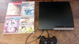 playstation 3 igual a nueva