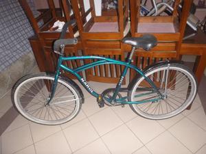 Bicicleta playera liviana..casi sin uso