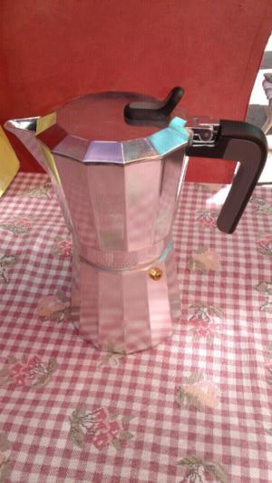 Cafetera Volturno para 9 Posillos