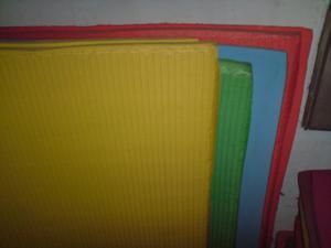 Goma/eva/planchas/18mm/liquido/10/ideal/pantuflas/1.70x095m