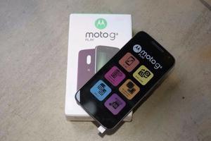 Moto G4 Play 16gb. Nuevo. Libre