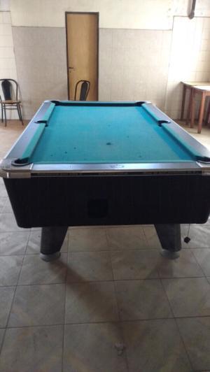 Pool profesional con fichero electronico