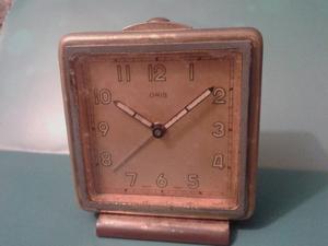 Reloj Despertador Antiguo Oris