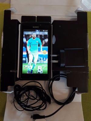 Vendo Sony Xperia M2 con 4G completo en caja.