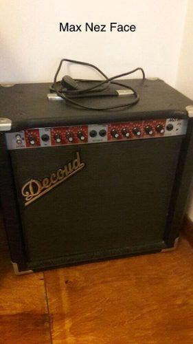 Amplificador Multiuso Con Efectos !!! (decoud)- M40 Fx