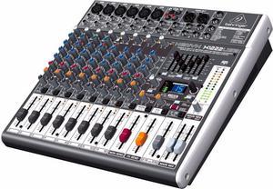 Consolas de sonido mixer Behringer Xenyx x  usb