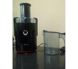 Extractor de jugo Philips con dos usos