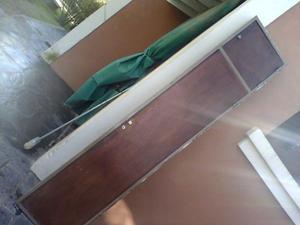 Frente de placard con baulera