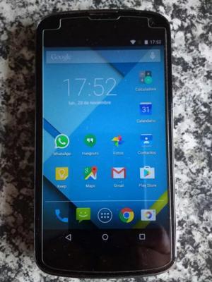 Lg Nexus 4 16 Gb En Caja Con Accesorios Originales Excelente