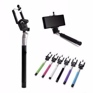 Palo De Selfie Stick MonoPod Control Bluetooh Y Pila