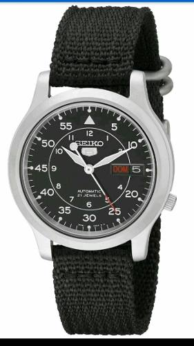 Reloj Seiko Automatico! Original En Caja!