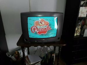 TELEVISOR PHILIPS P/P, CC/REMOTO, FUNCIONANDO ¡¡