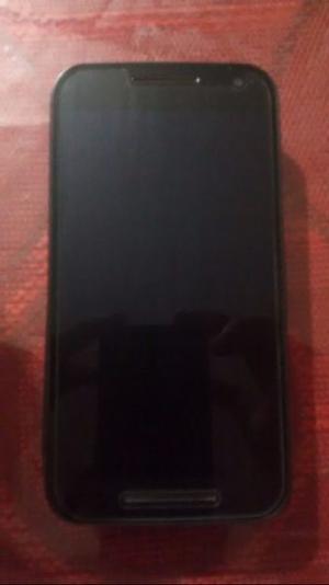 Vendo Motorola Moto G1 Y Moto G3 CLARO.