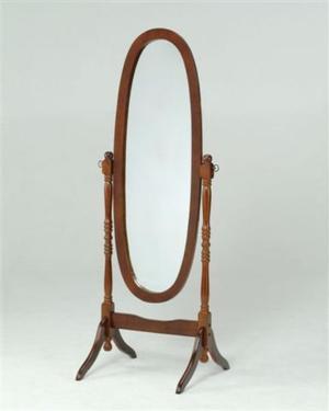 espejo ovalado $ oroño --
