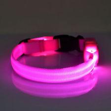 Collar luminoso para perros y gatos