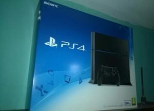 PS4 Modelo nuevo  como nueva