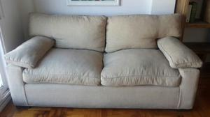 Sofa 3 cuerpos impecable estado!!