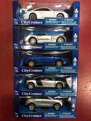 Autos De Colección New Ray City Cruiser Escala 1/32