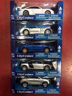 Autos De Colección New Ray City Cruiser Escala 1/32