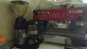 Cafetera Industrial Criollo Euro Bar