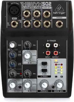 Consola Behringer - Xenyx 502