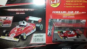 Formula 1 Salvat #2 Ferrari 312 T2 Esc 1:43 Niki Lauda
