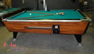 Mesa de Pool Profesional Silver Shadow. Accesorios